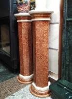 колонна мраморная